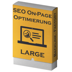 SEO On-Page Optimierung large