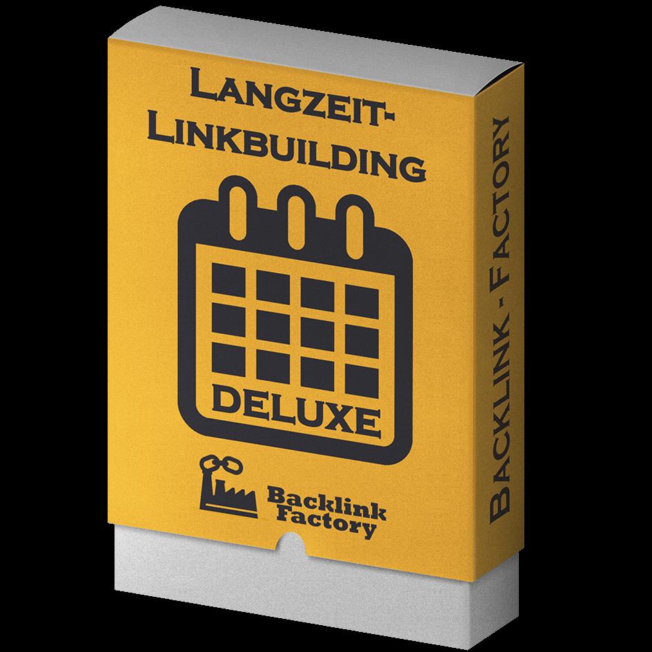 Langzeit-Linkbuilding Deluxe