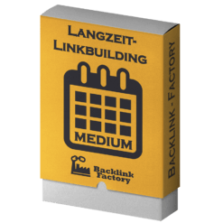 Langzeit-Linkbuilding Medium