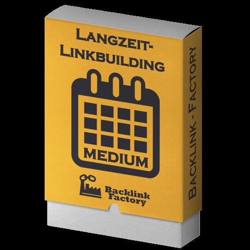 Langzeit-Linkbuilding Medium